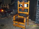 RINGGOLD GRAVEYARD 2008 ELECTRIC CHAIR 253